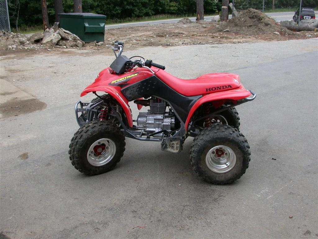 ATV's In Stock